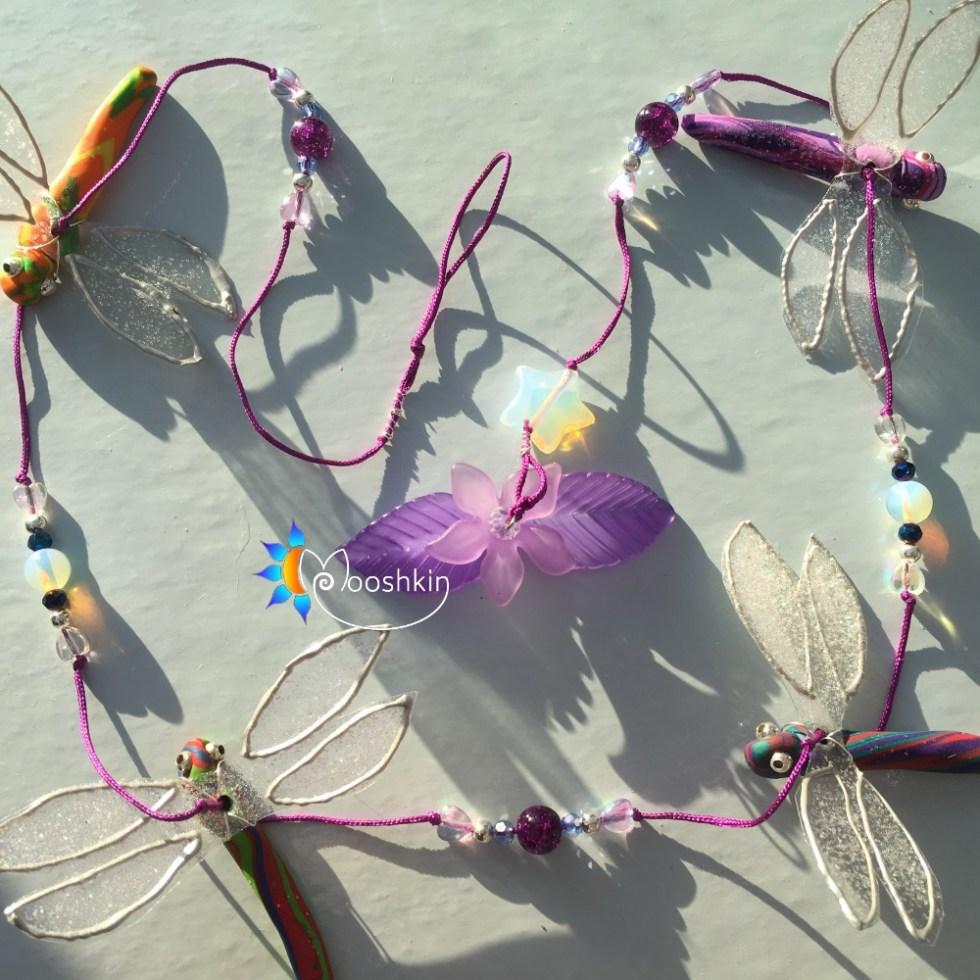 Dragonfly dangler - Mooshkin