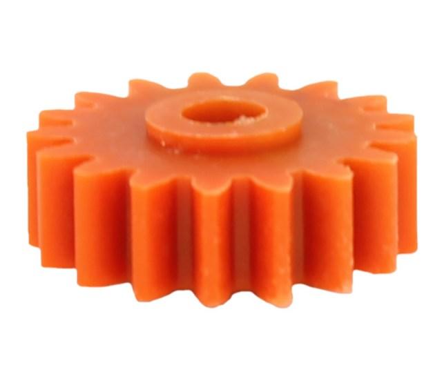 Plastic Gear Module 1 Z Shape With Pin