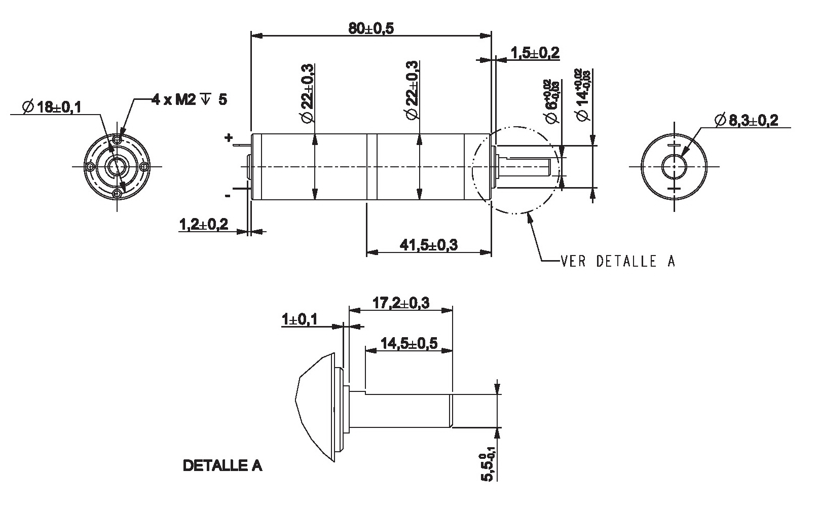 Gear Motor Dc 4 5v 75rpm Ref 4 5