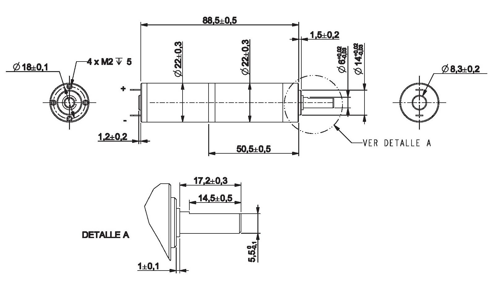 Motorreductor Dc 12v 15rpm Ref 12