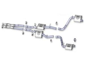 Challenger Mopar Performance Cat Back Exhaust System  P5160040AB