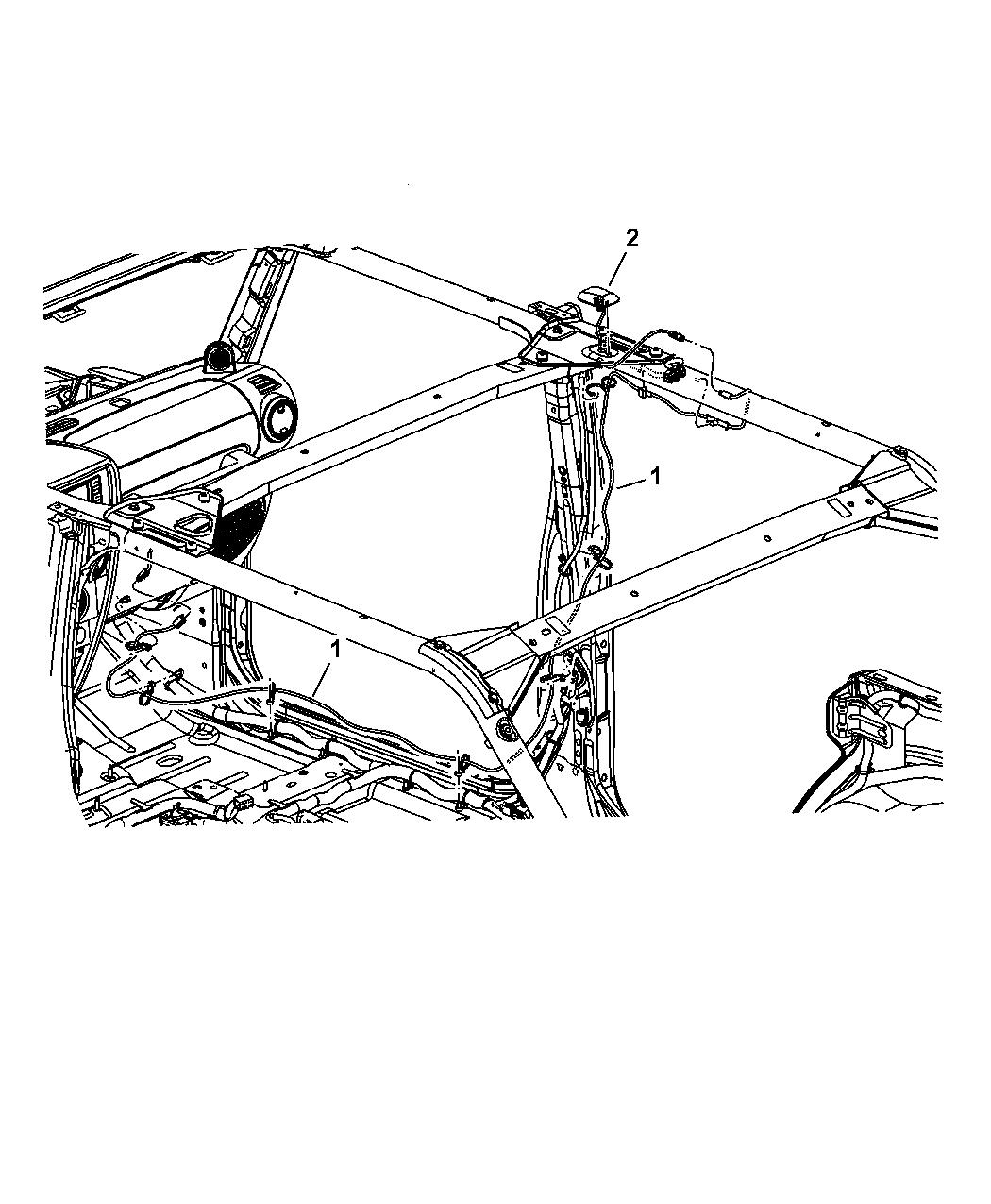 Jeep Wrangler Satellite Radio System