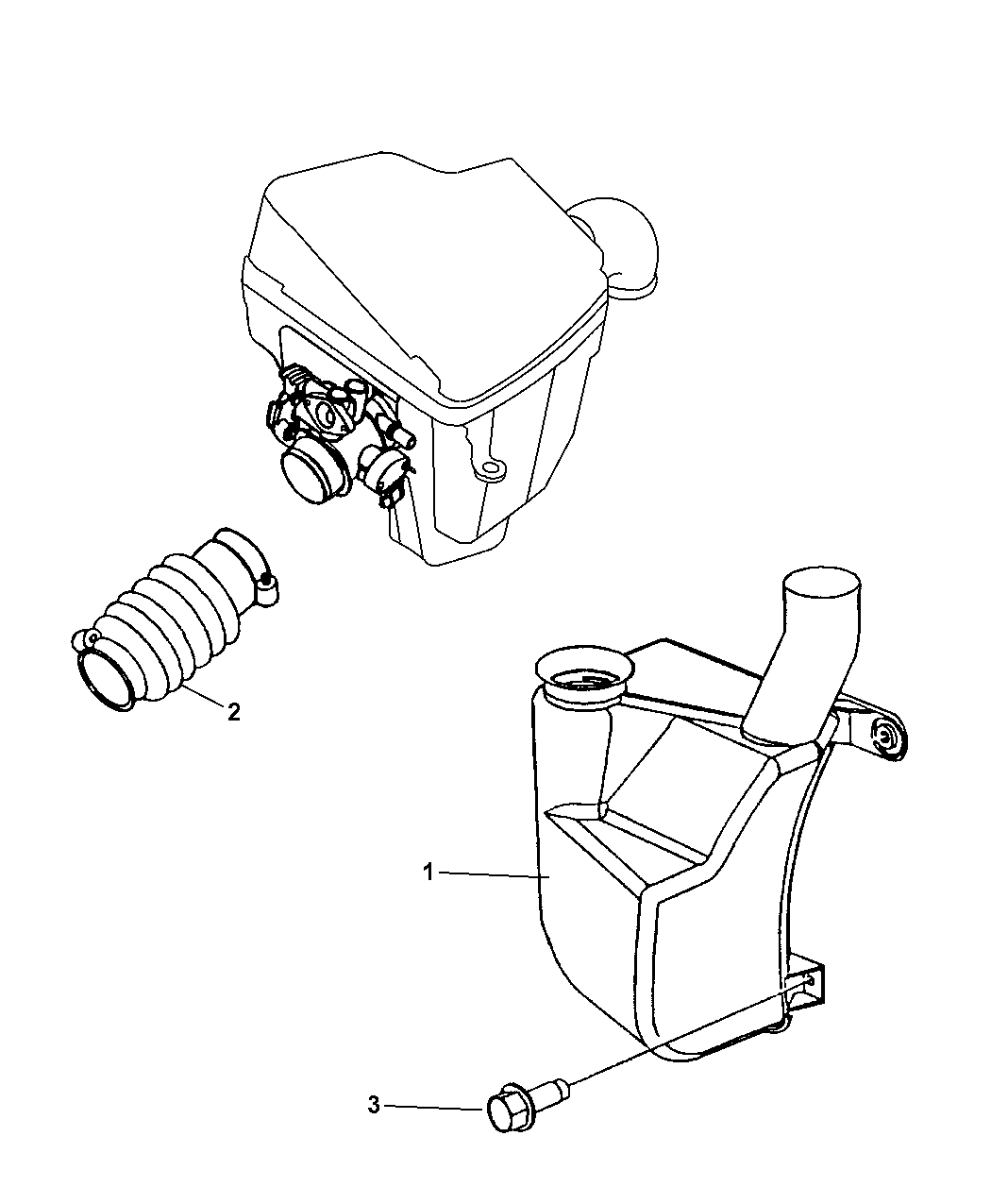 Dodge Neon Air Intake