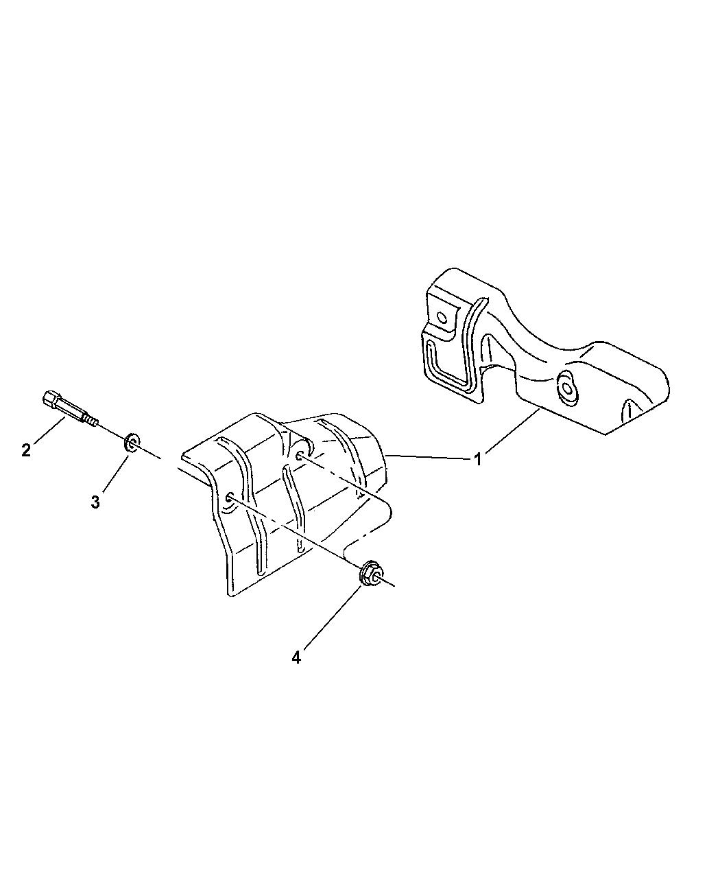 Dodge Dakota Manifold