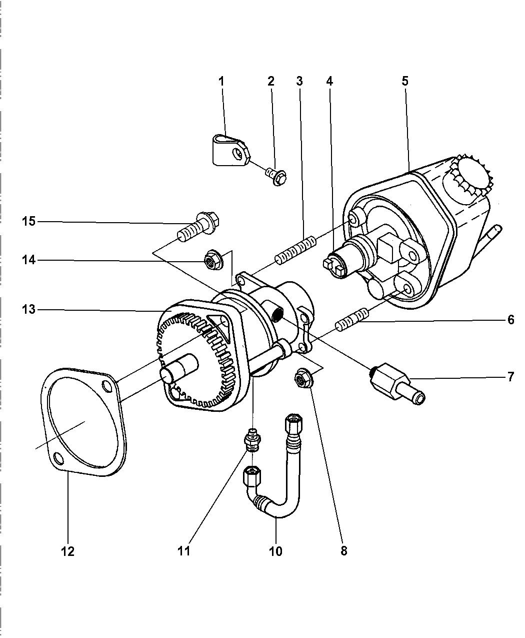 Dodge Ram Vacuum Pump