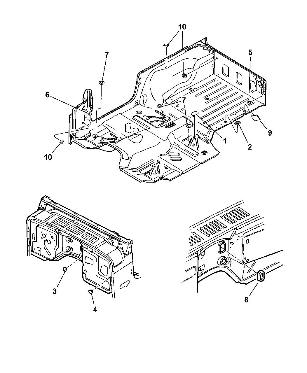 Jeep Wrangler Plugs
