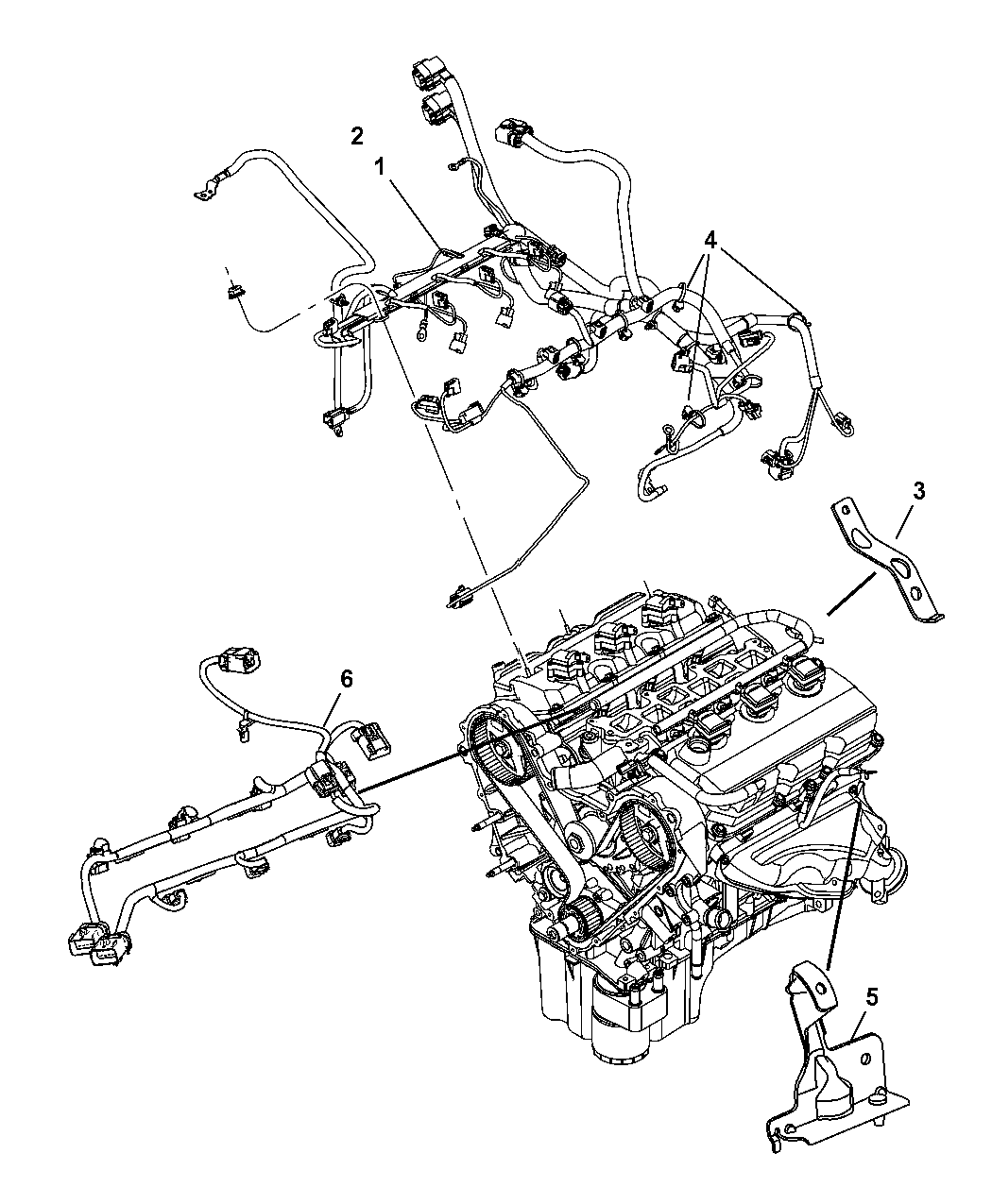 Chrysler Pacifica Wiring