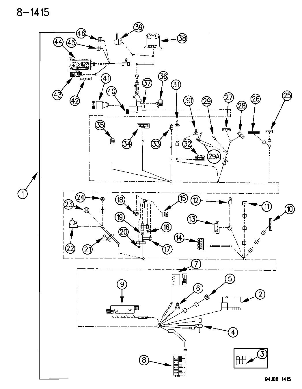 Jeep Grand Cherokee Wiring