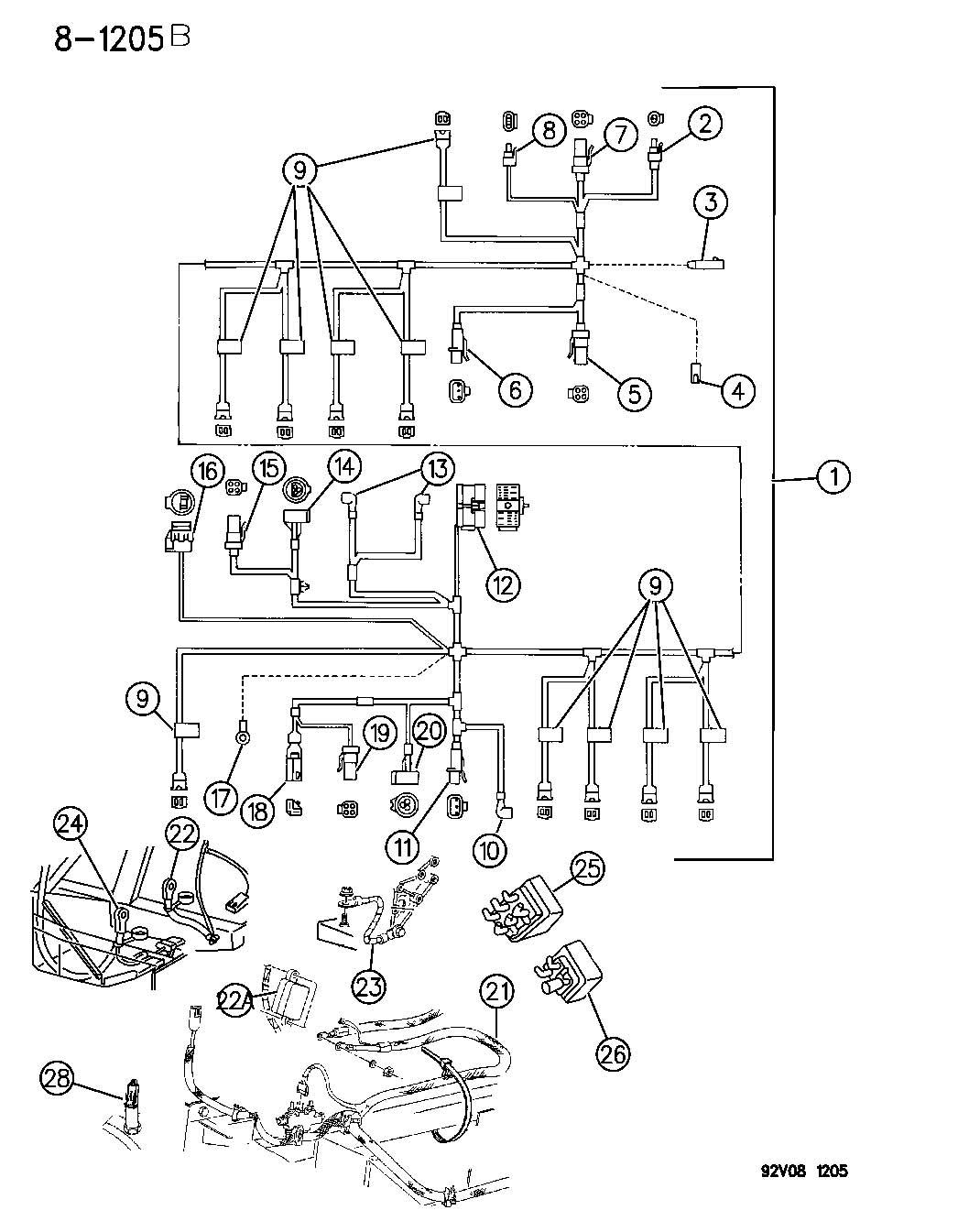Jeep Cherokee Sending Unit Oil Pressure Engine Switches Lighting