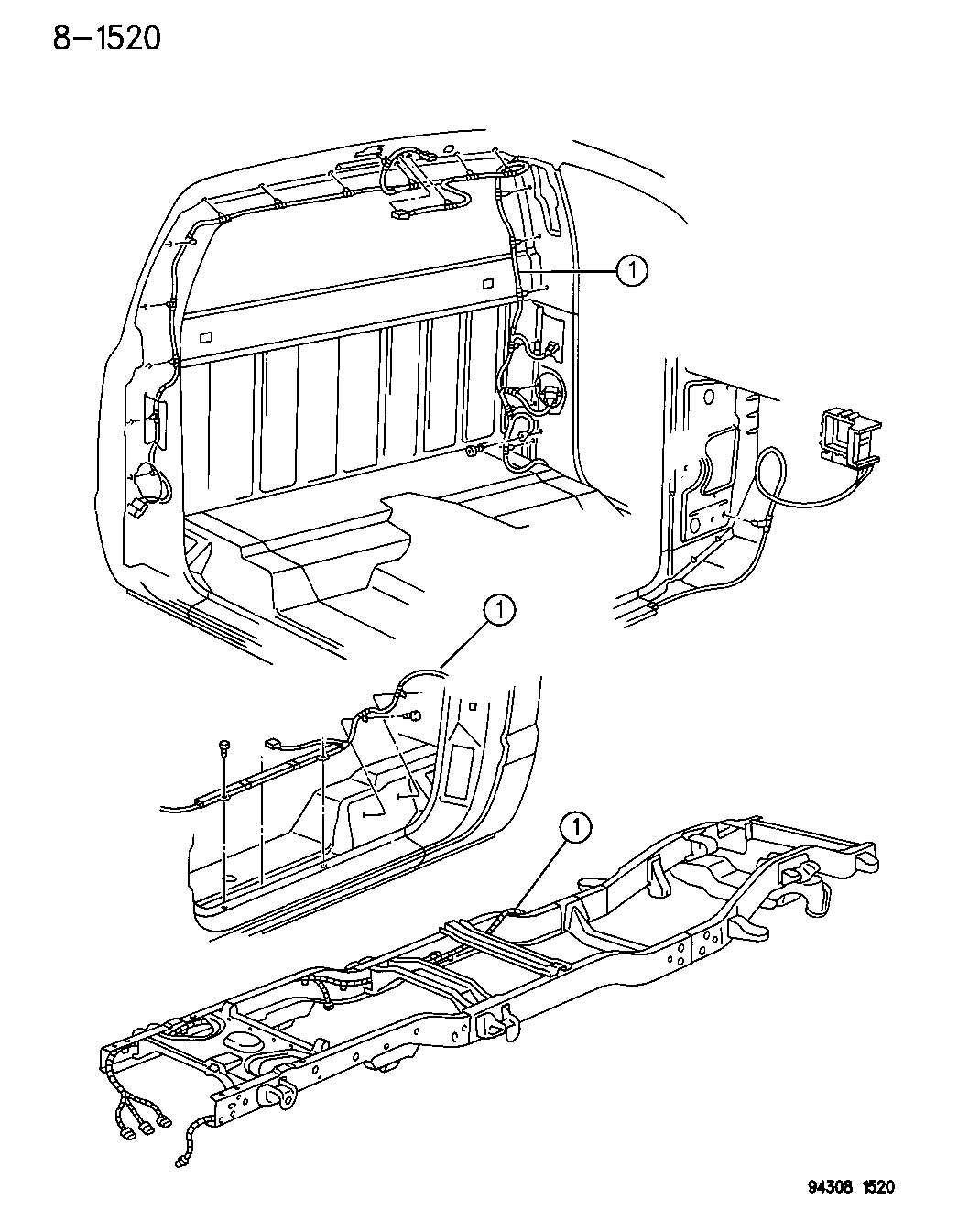 Dodge Ram Wiring Air Intake Heater Wiring Air