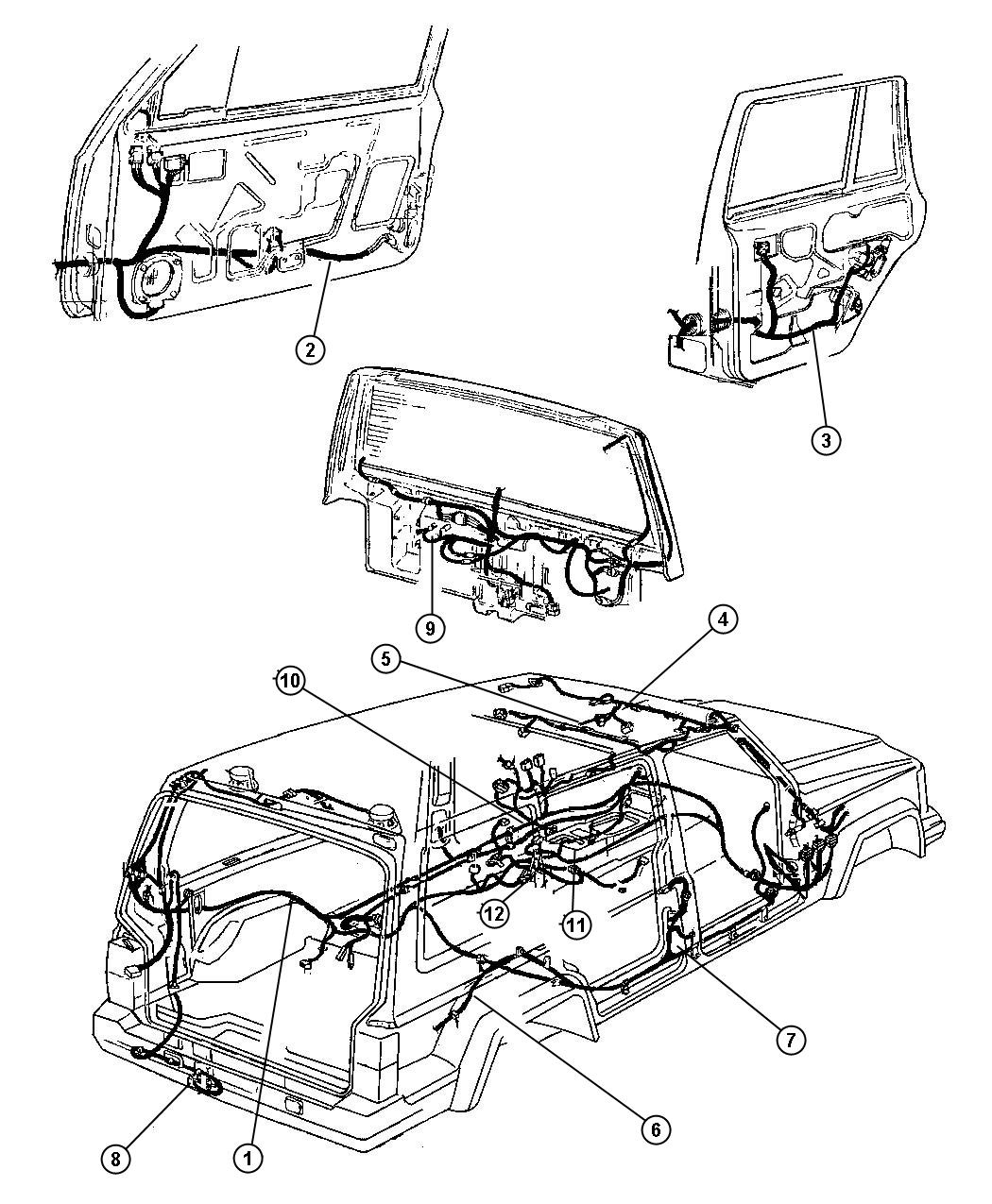 Dodge Viper Wiring Diagram