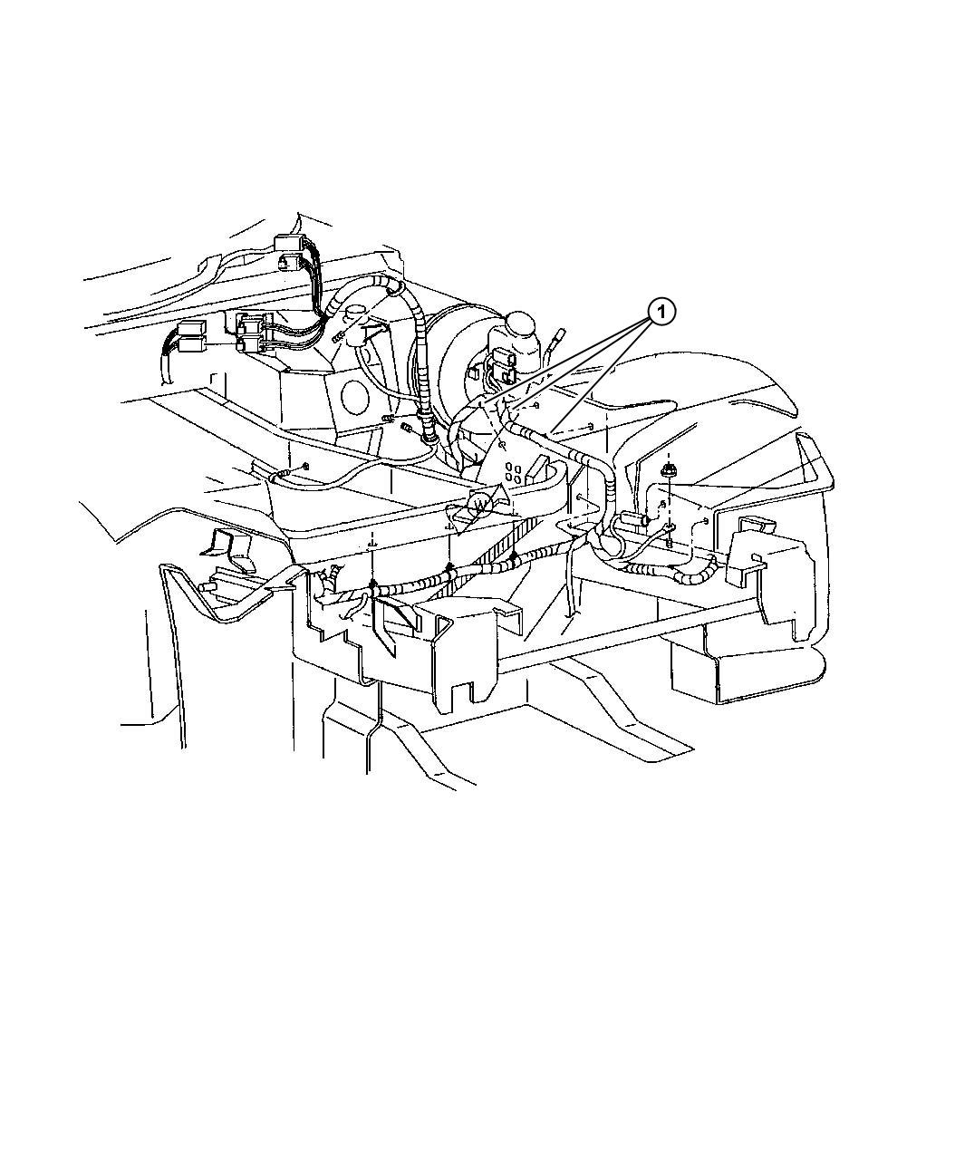 Dodge Viper Flasher Turn Signal Combination