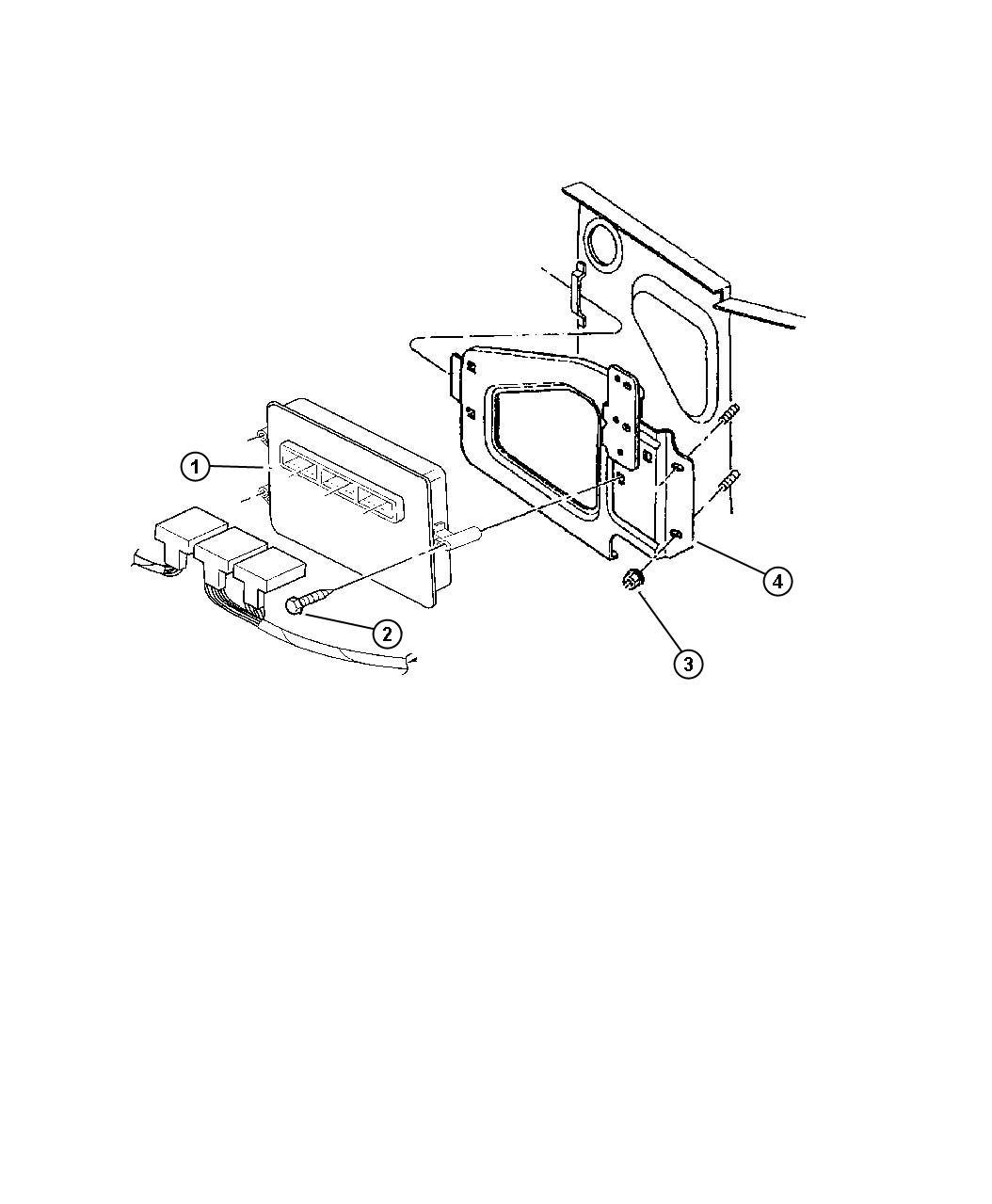 Ram Bracket Module Standard Jtec Module Pjtec