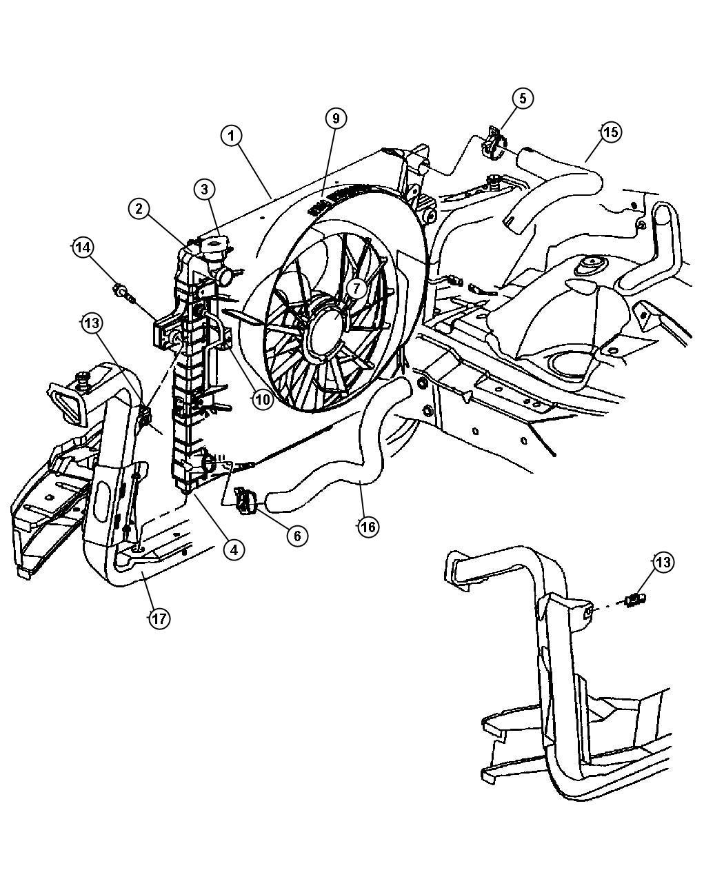 Jeep Wrangler Part Diagram
