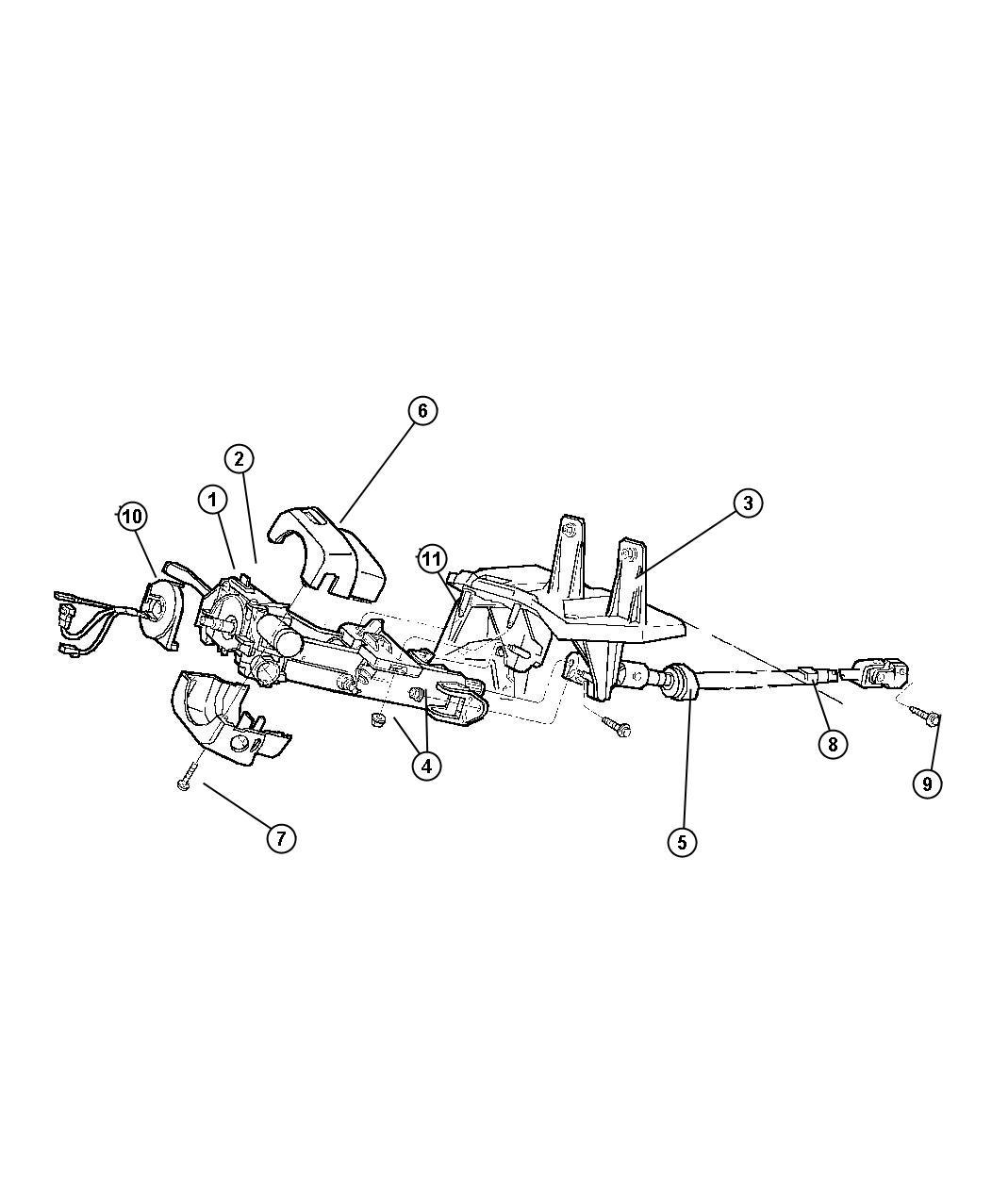 Diagram Jeep Cherokee Steering Diagram Full Version Hd