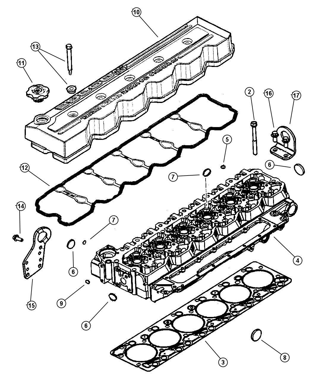 Dodge Ram Plug Core Expansion