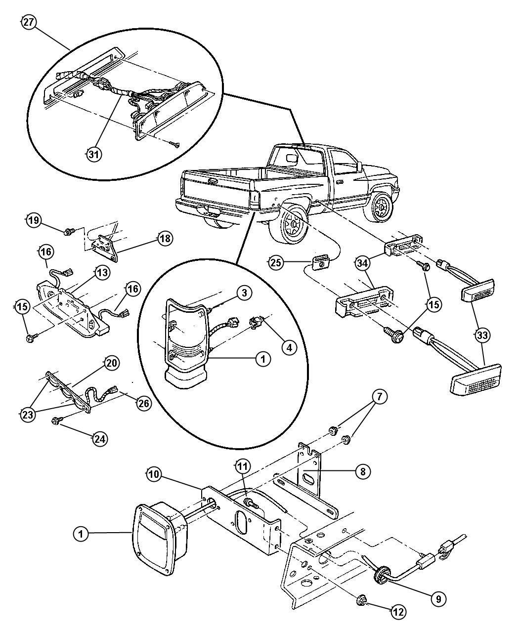 Diagram Ram Tailgate Wiring Diagram Full Version Hd