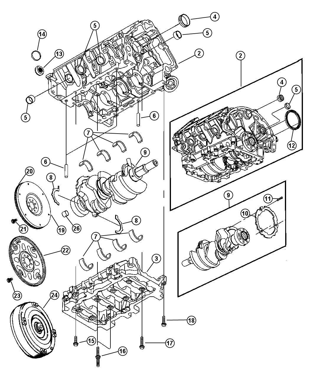 Dodge Ram Converter Torque Remanufactured