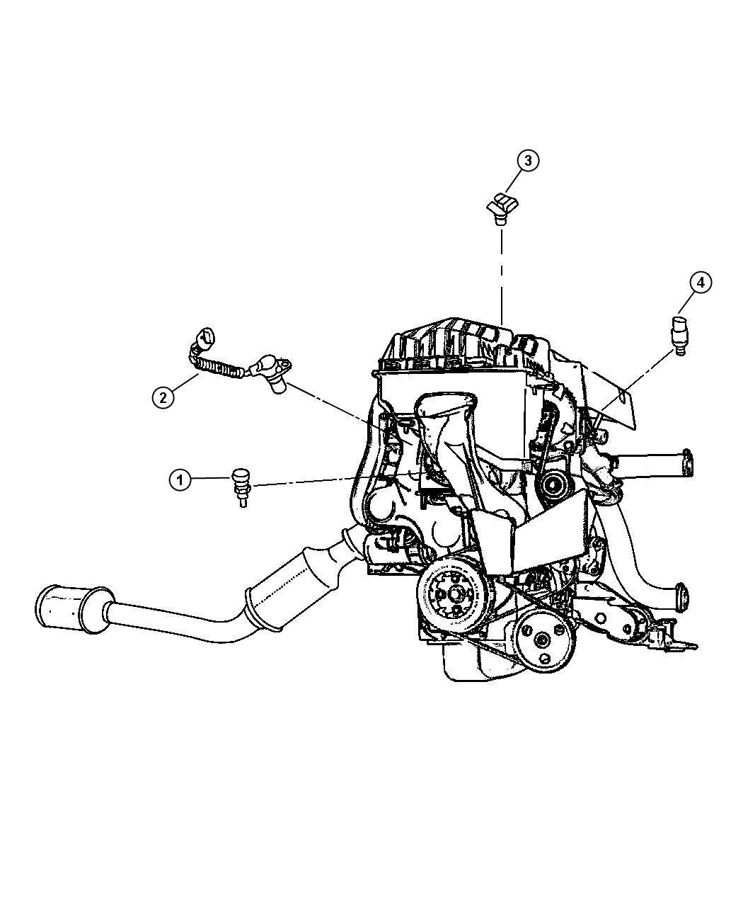 Dodge Ram Sensor Engine Speed