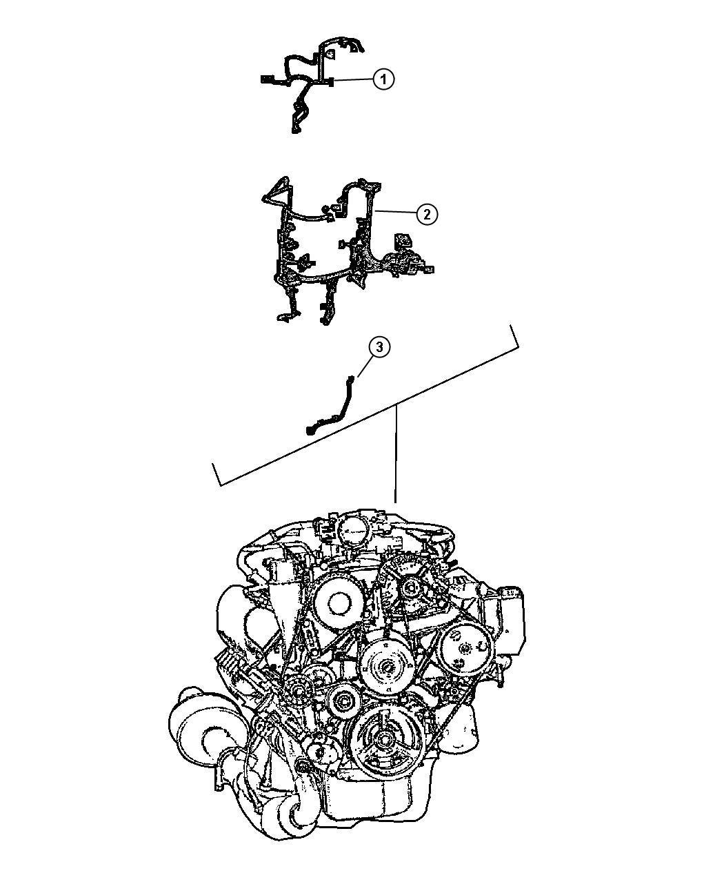 Jeep Grand Cherokee Wiring Injector Engine