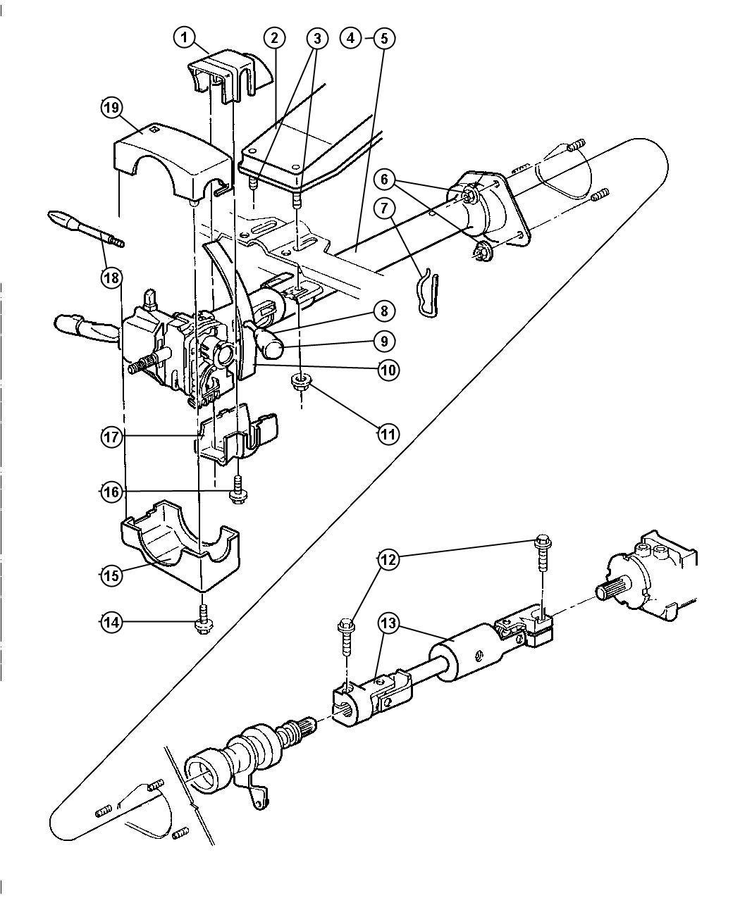 Jeep Wrangler Switch Ignition Upto 10 1 97