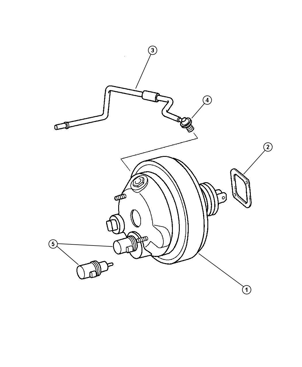Dodge Sprinter Cap Nut Protective Wiring