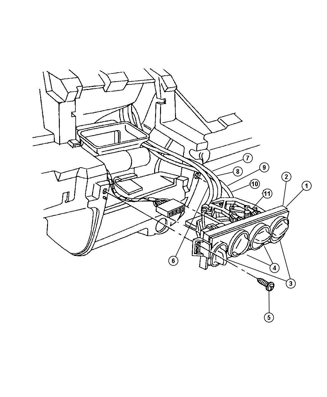 Pt Cruiser Air Conditioning Diagram