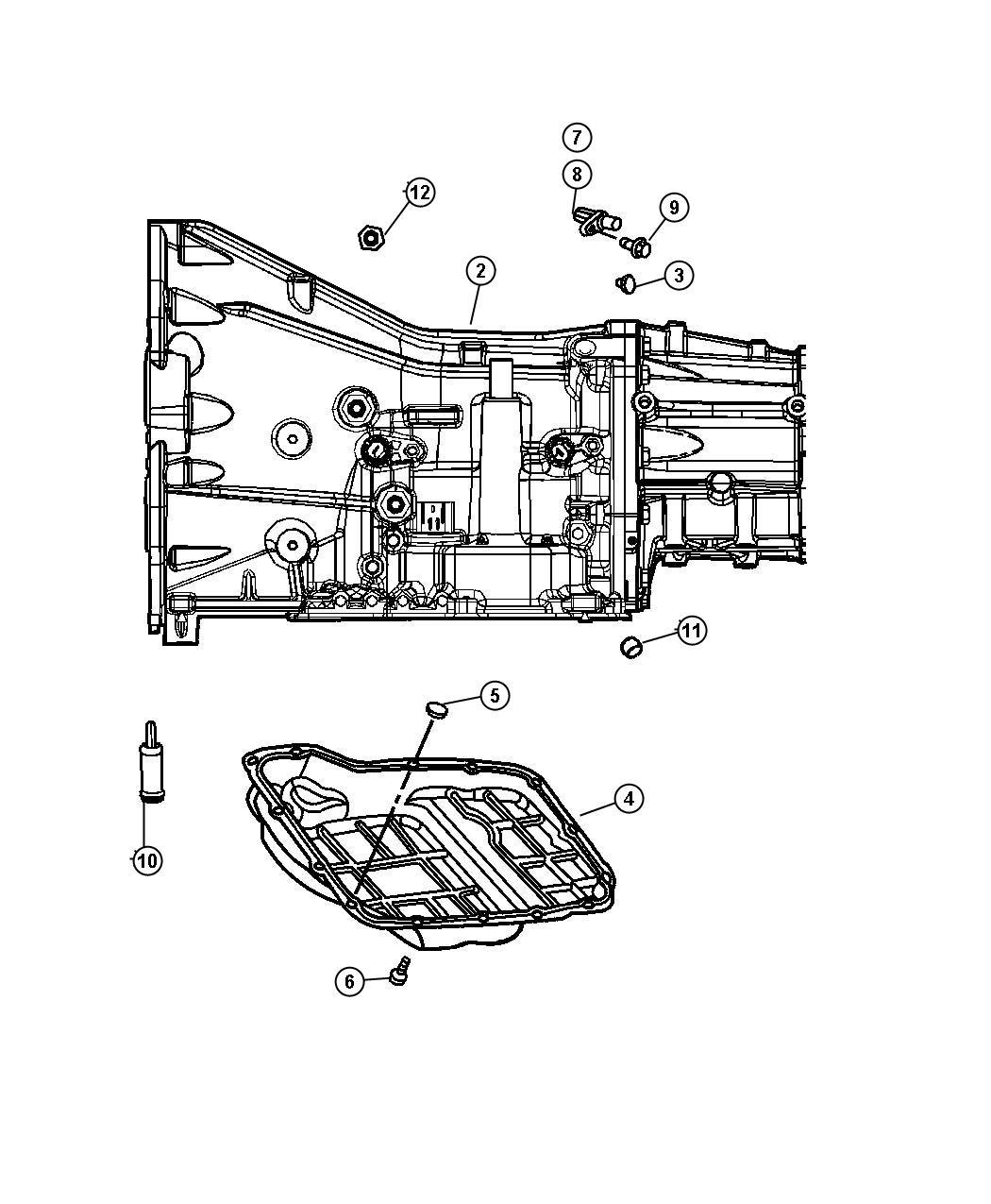 Dodge Dakota Gasket Package Overhaul Package