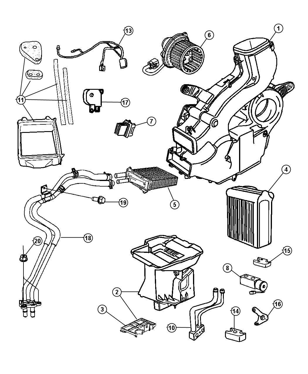 Chrysler Town Amp Country Valve Kit Expansion