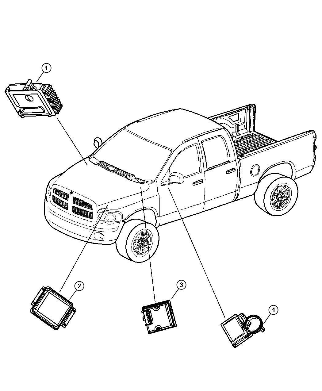 wiring diagram database  jeep liberty module front control modules mopar