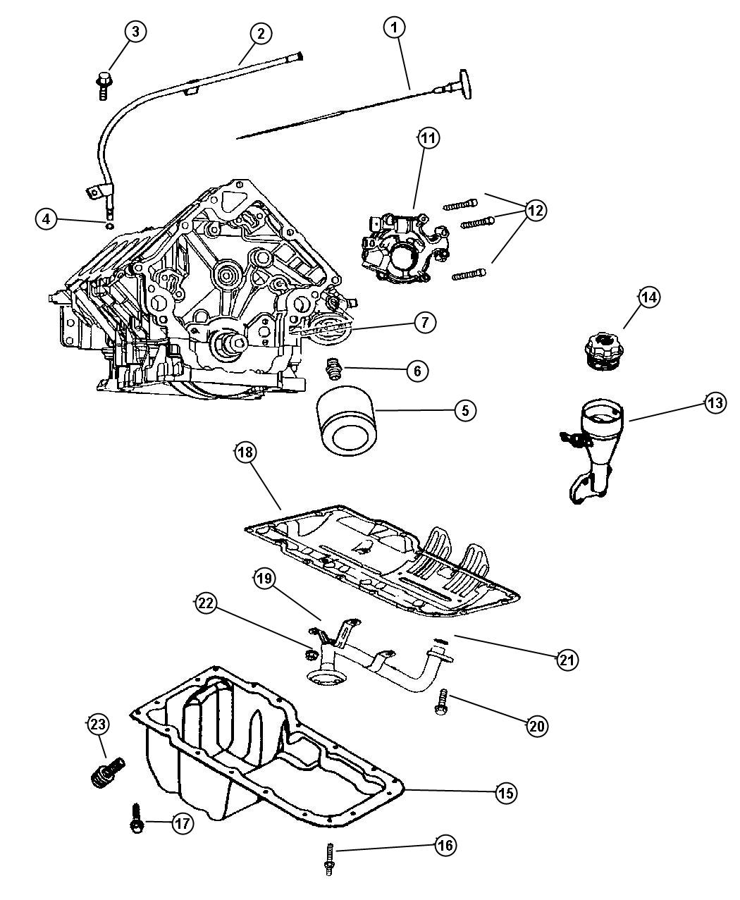 Dodge Ram Bolt Used For Bolt And Coned Washer Used