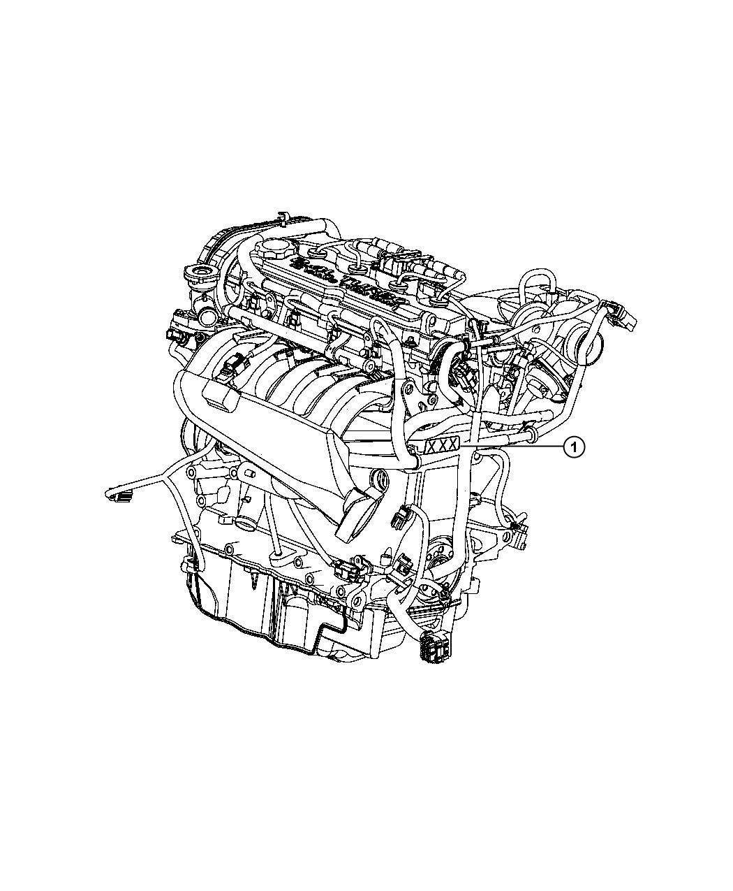 Dodge Neon Engine Long Block Remanufactured Turbo Dohc