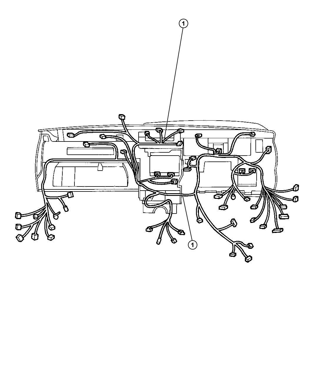 Dodge Ram Flasher Turn Signal Combination