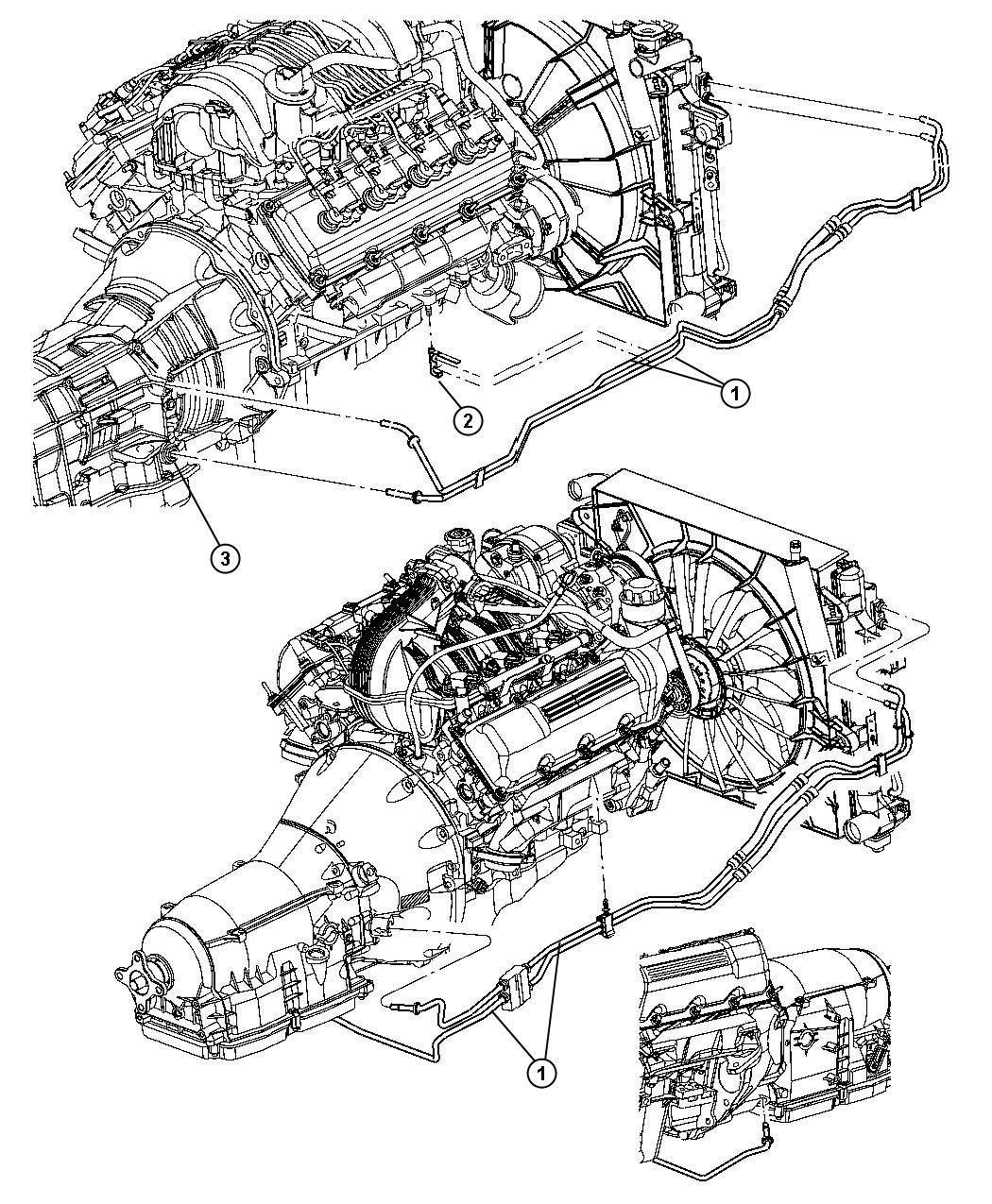 Jeep Grand Cherokee Used For Hose And Tube Used For