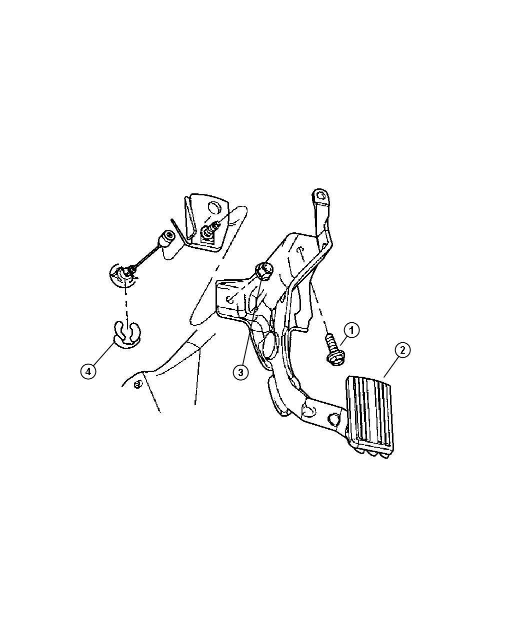 Dodge Pedal Accelerator Apps