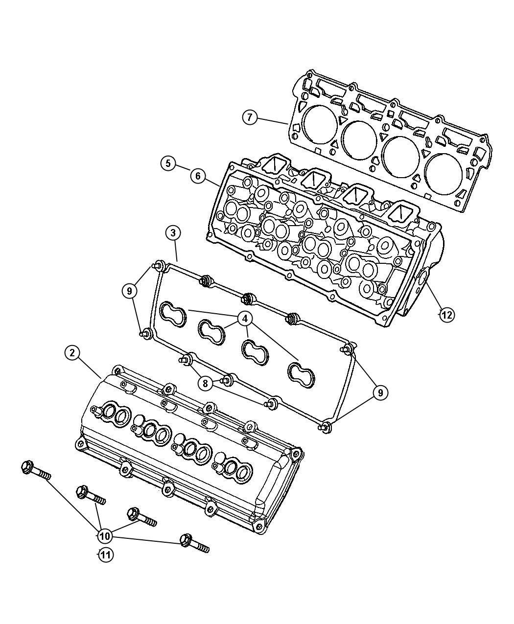 Dodge Ram Strap Ground Radio Noise Suppression