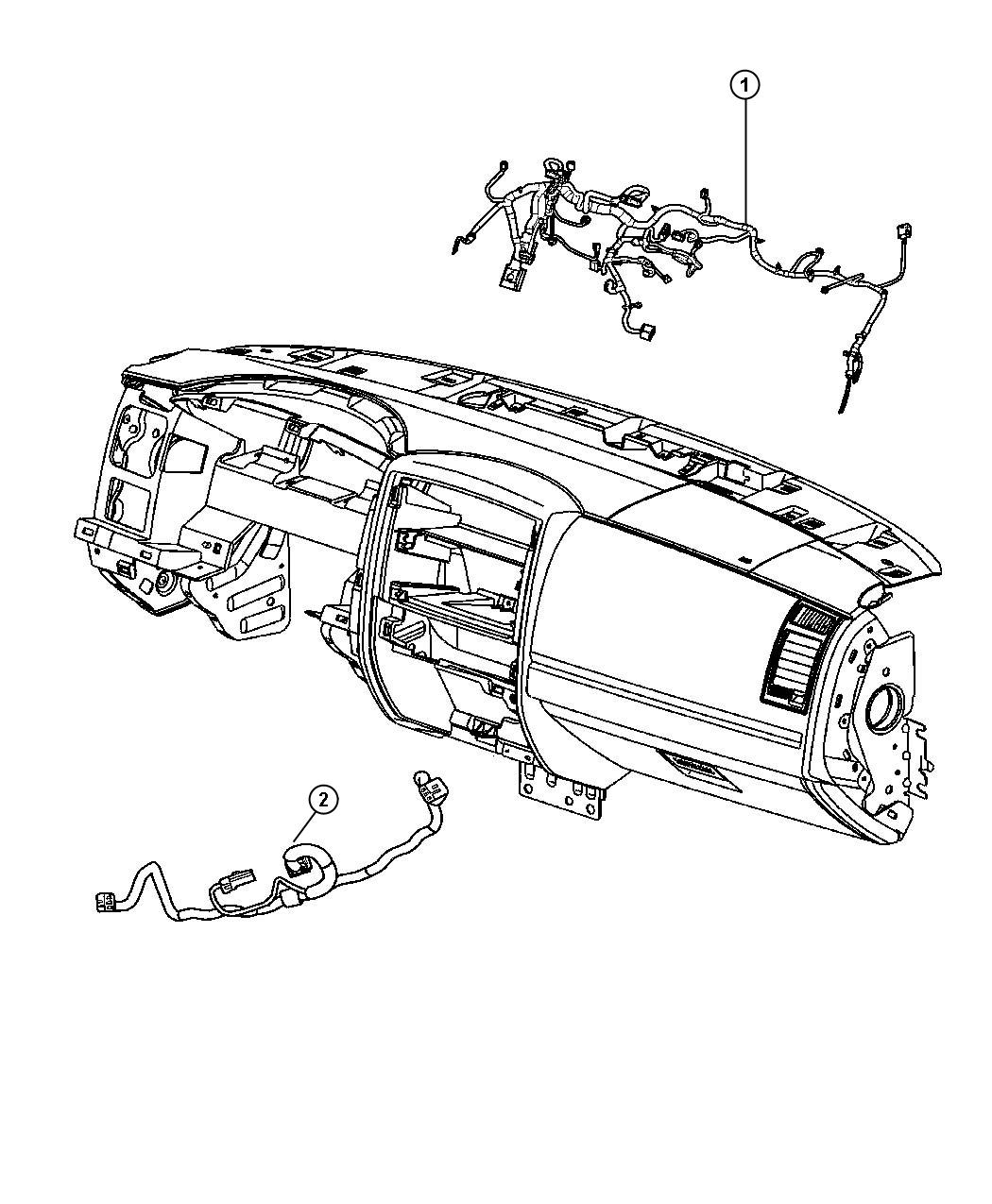 Dodge Dakota Wiring Steering Wheel Trim All Trim Codes