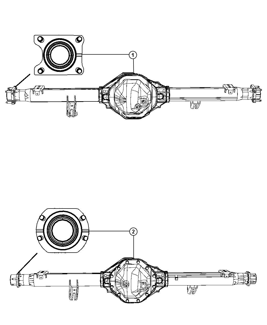 Dodge Dakota Axle Service Rear Axle Ratio