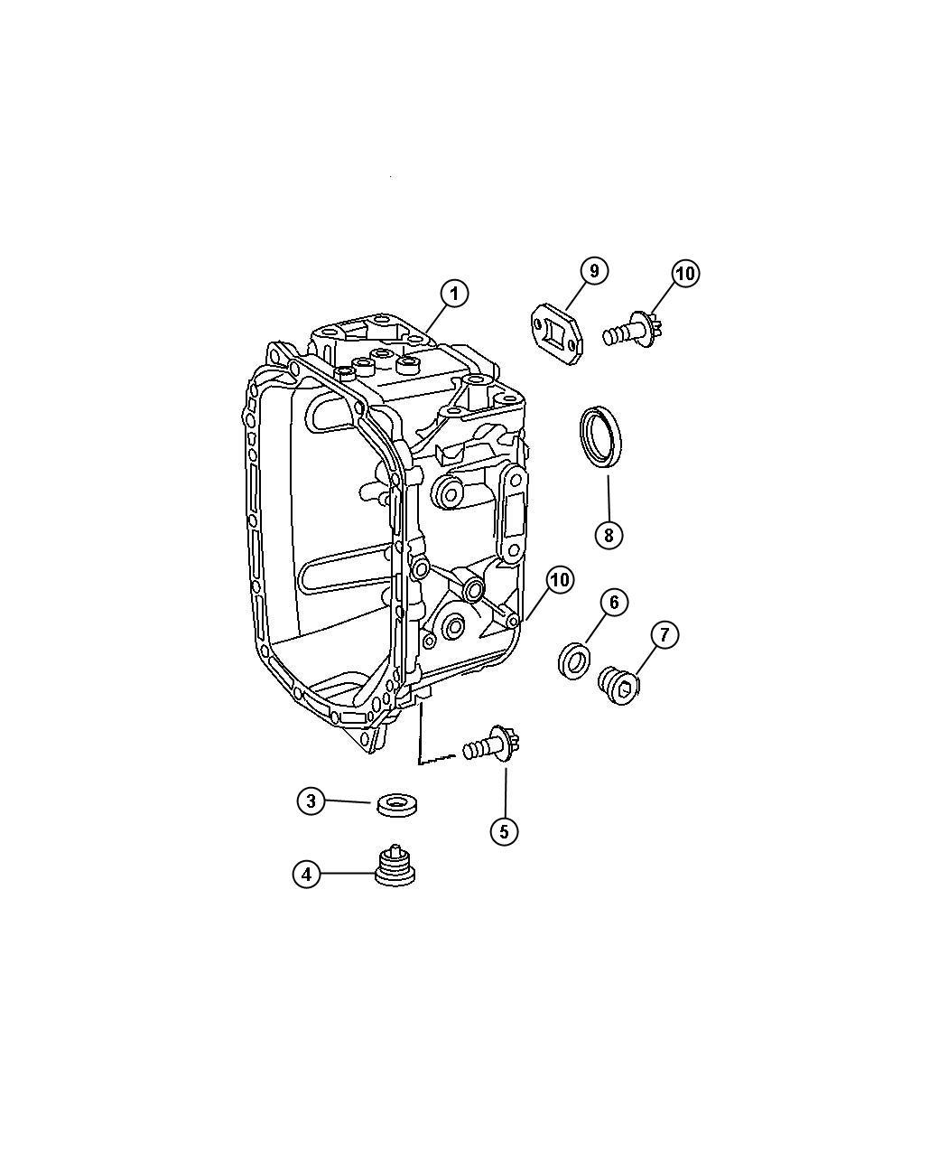 Dodge Ram Detent Shift Rail