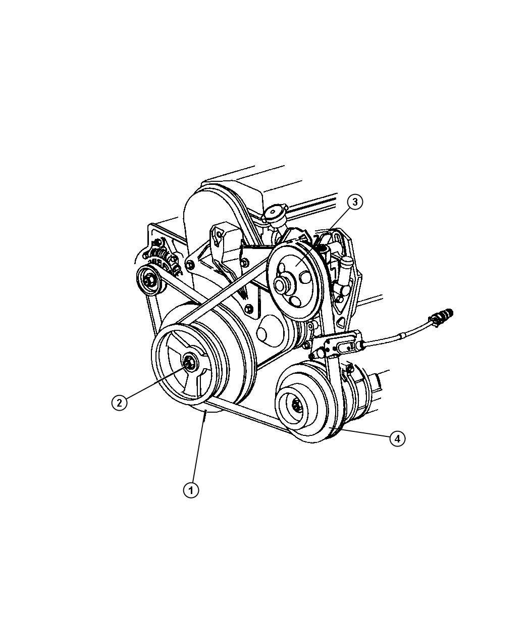 Jeep Liberty Damper Crankshaft