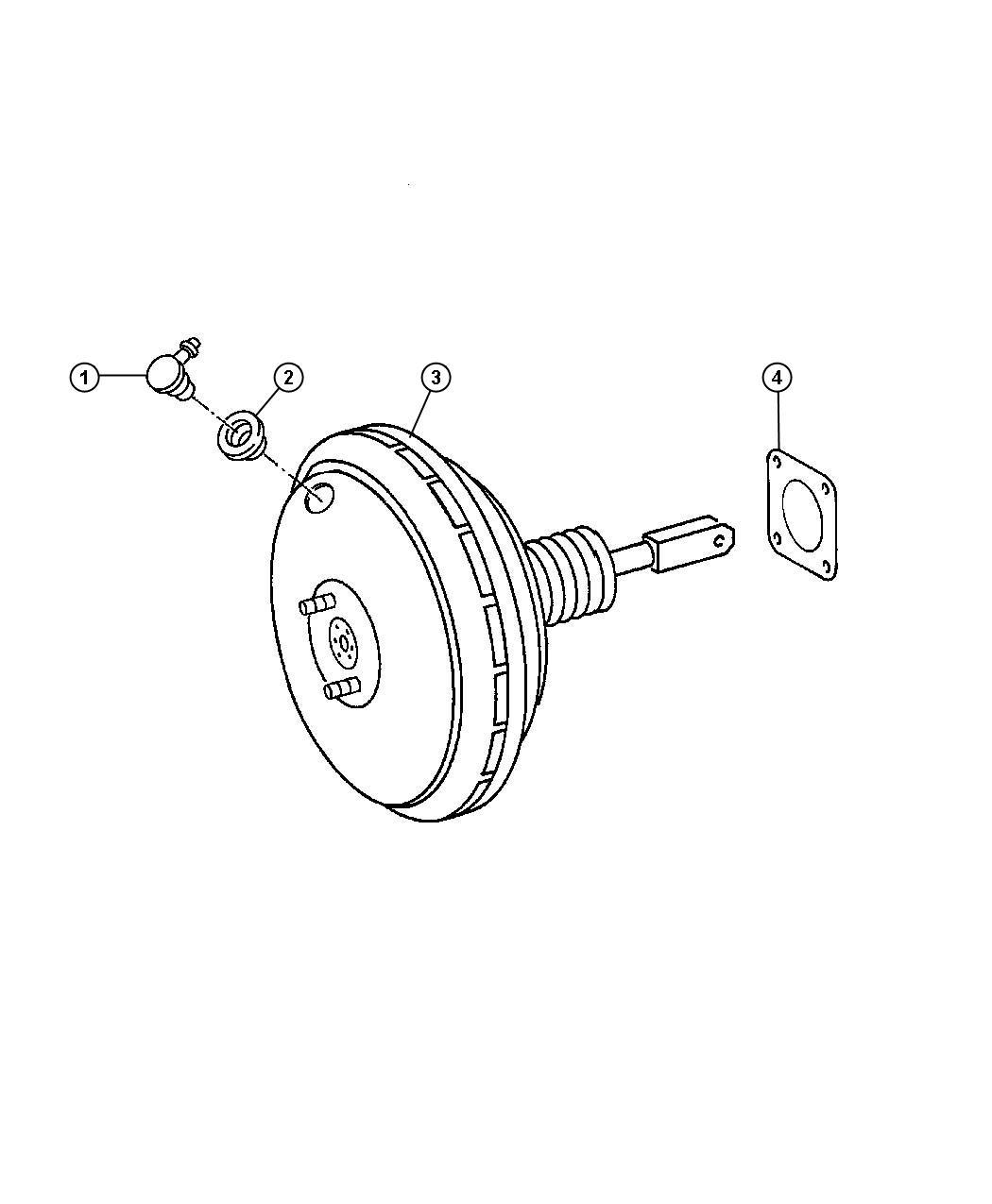 Dodge Sprinter Valve Brake Booster Check Enginesel