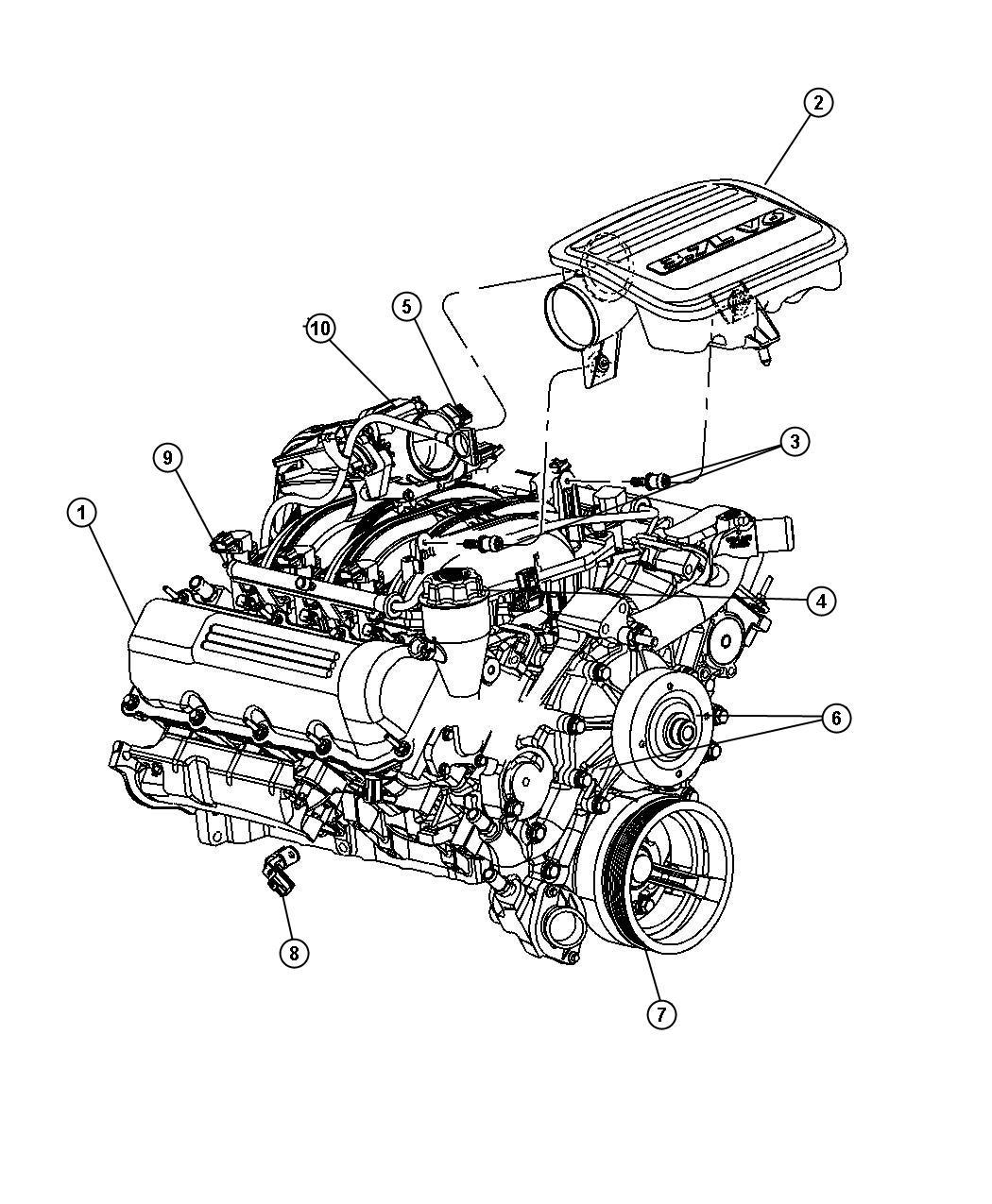 Chrysler 300 Indicator Engine Oil Level Ekg Oiling