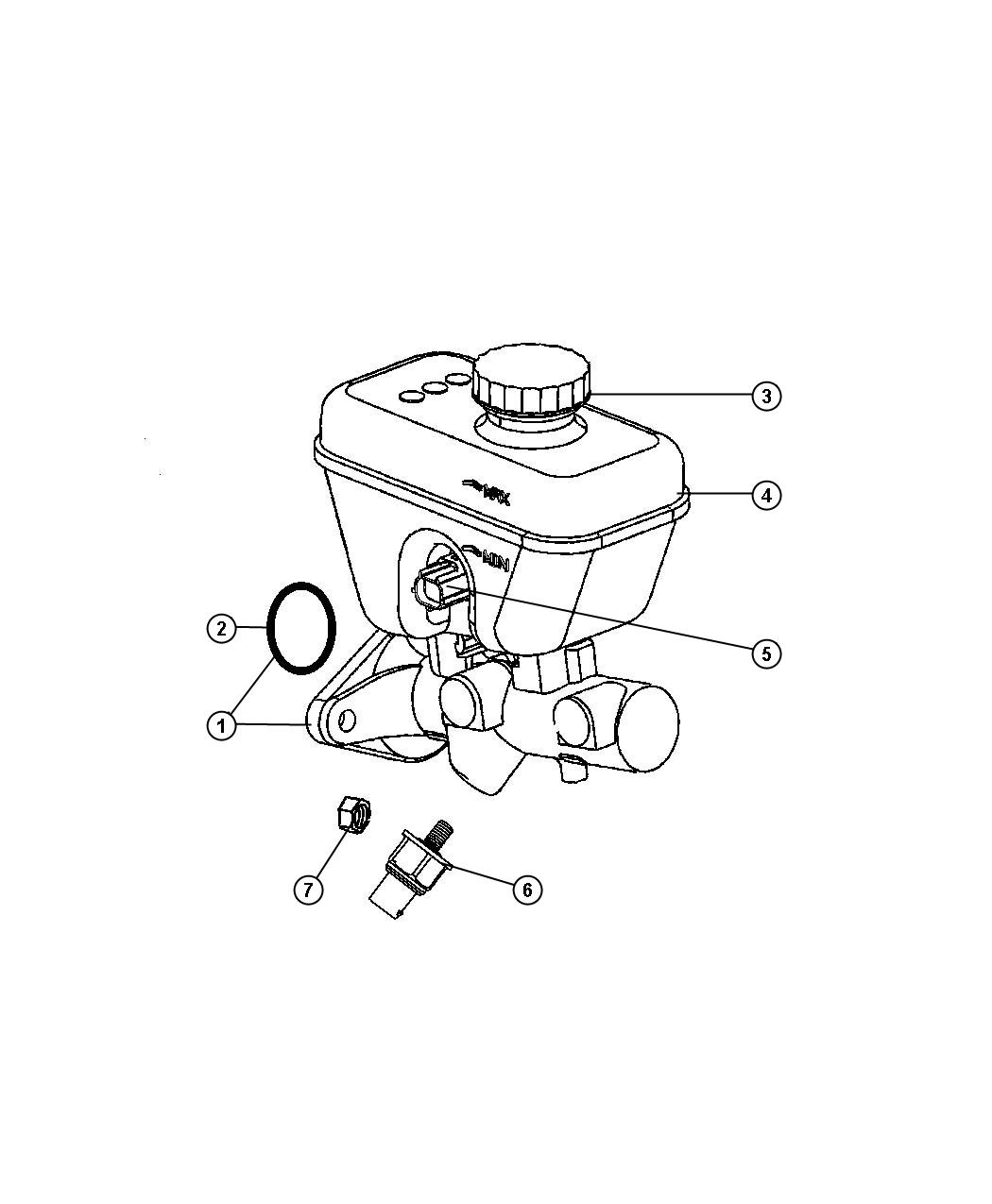 Dodge Sprinter Sensor Exhaust Back Pressure