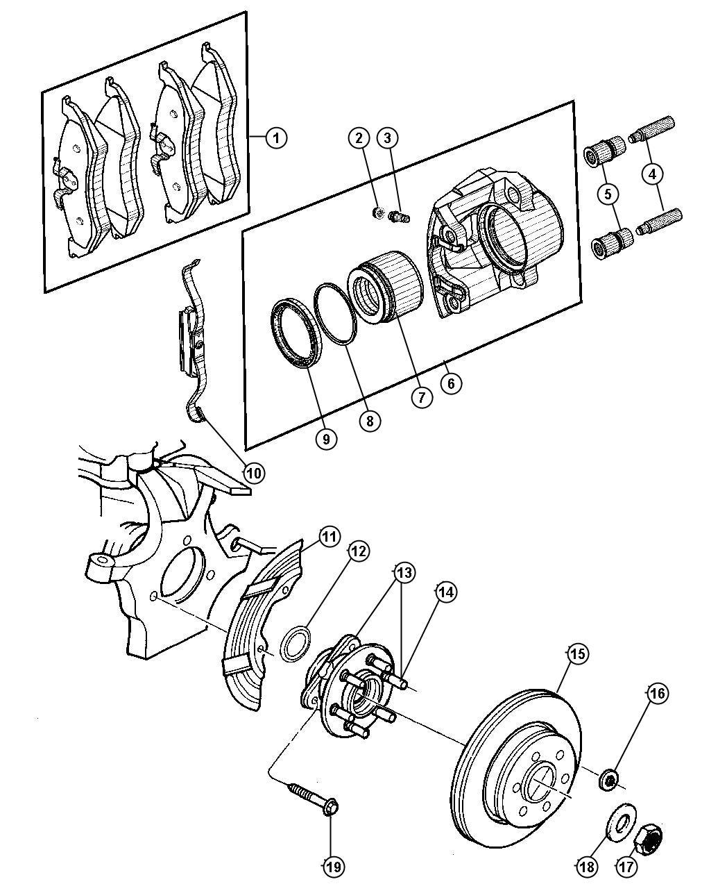 96 Dakota Fuse Box Diagram