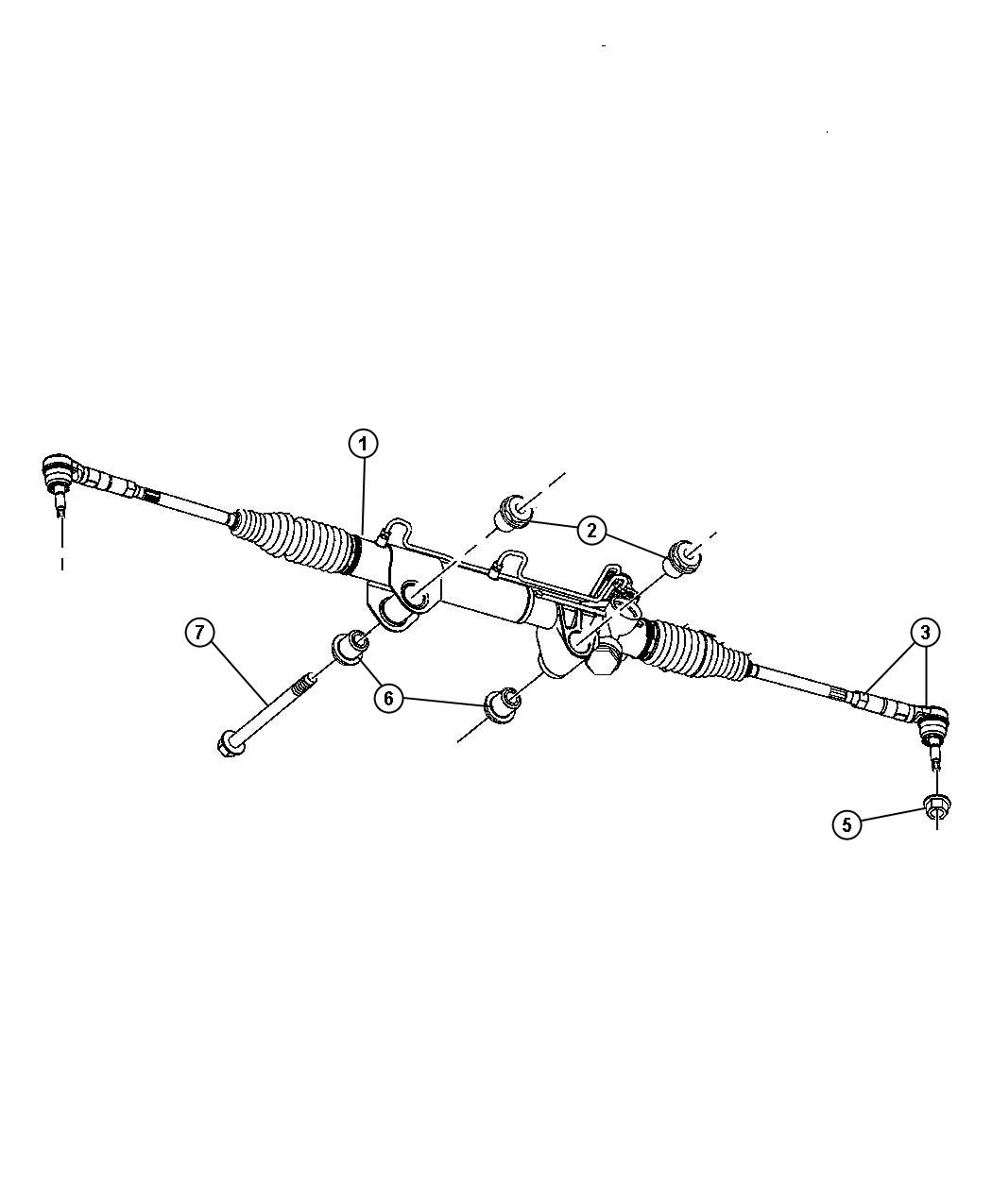 Dodge Ram Gear Used For Rack And Pinion 20x9 0