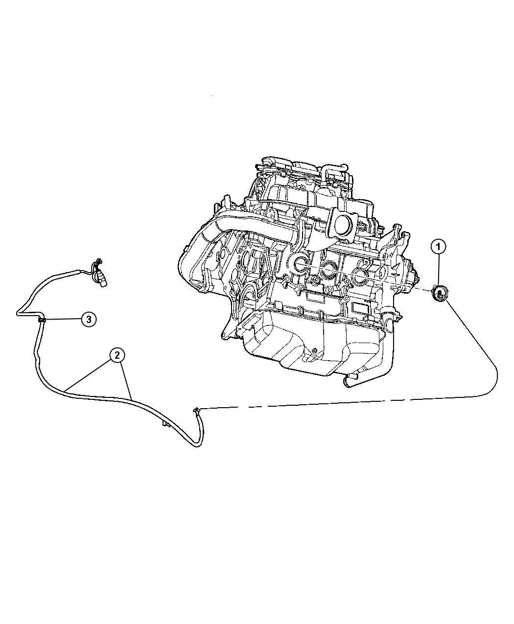 Dodge Avenger Heater Engine Block Engnie