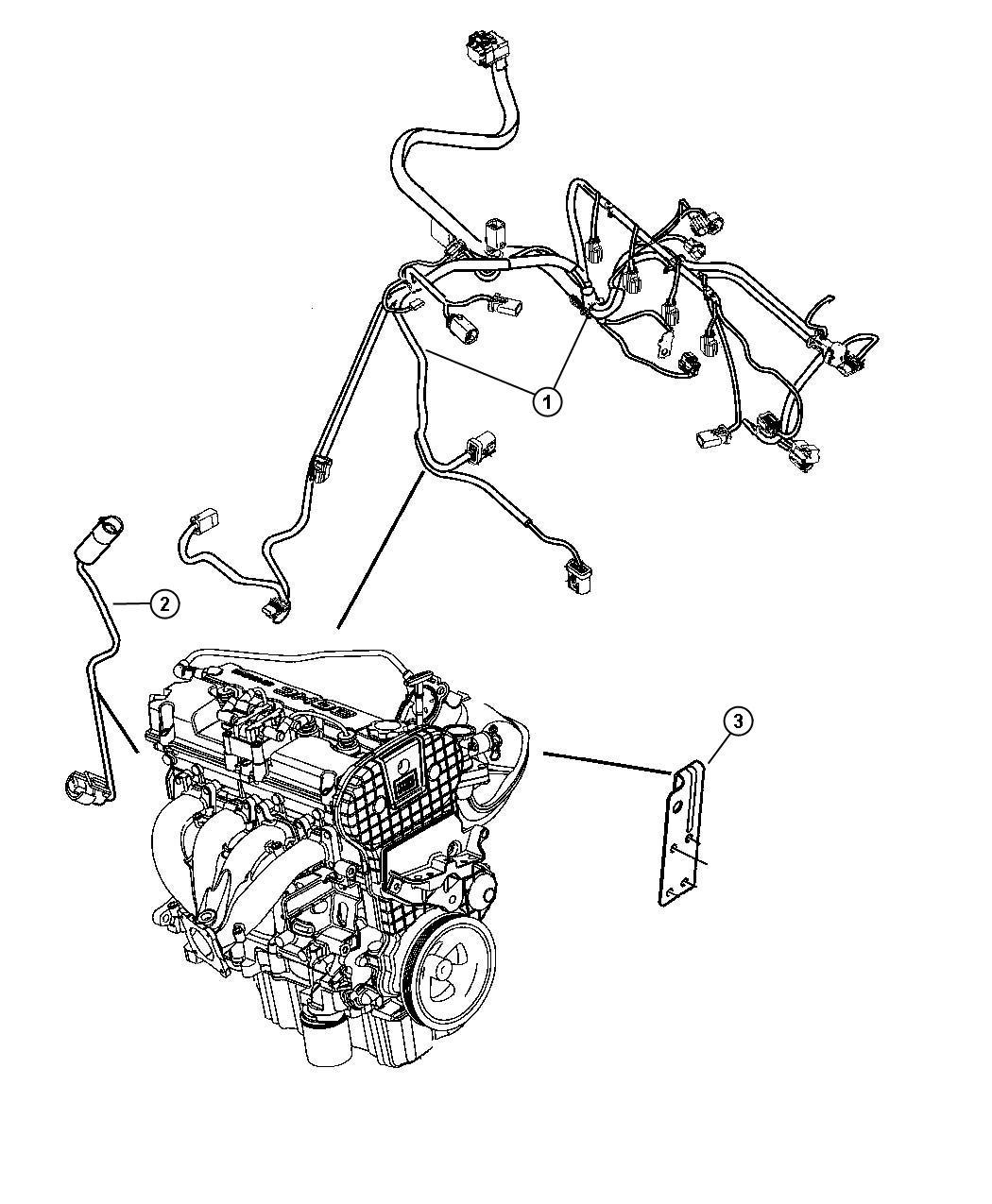 Chrysler Sebring Wiring Transmission