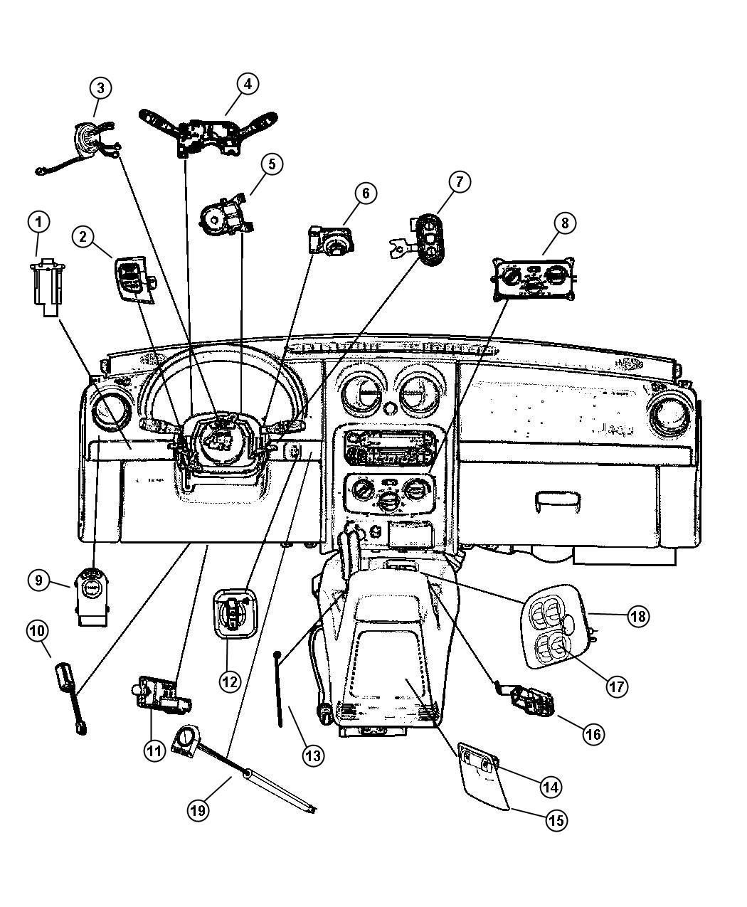 Jeep Liberty Clockspring Program Stability