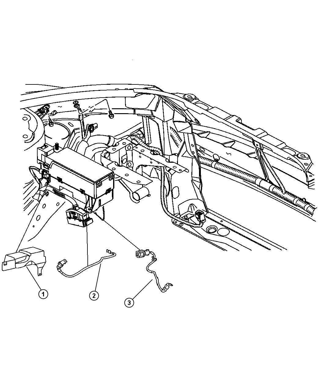 Chrysler Pt Cruiser Wiring Jumper Totally