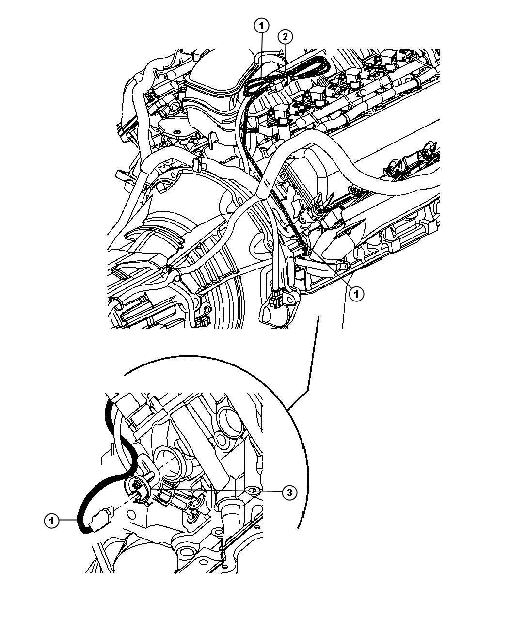 Dodge Dakota Heater Engine Engine Block 4 7l V8 Engines